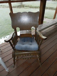 Antique Rocking Chairs Value