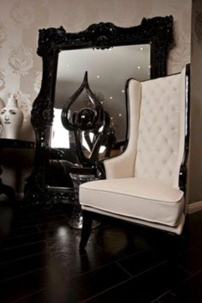Contemporary White Leather Chairs Foter