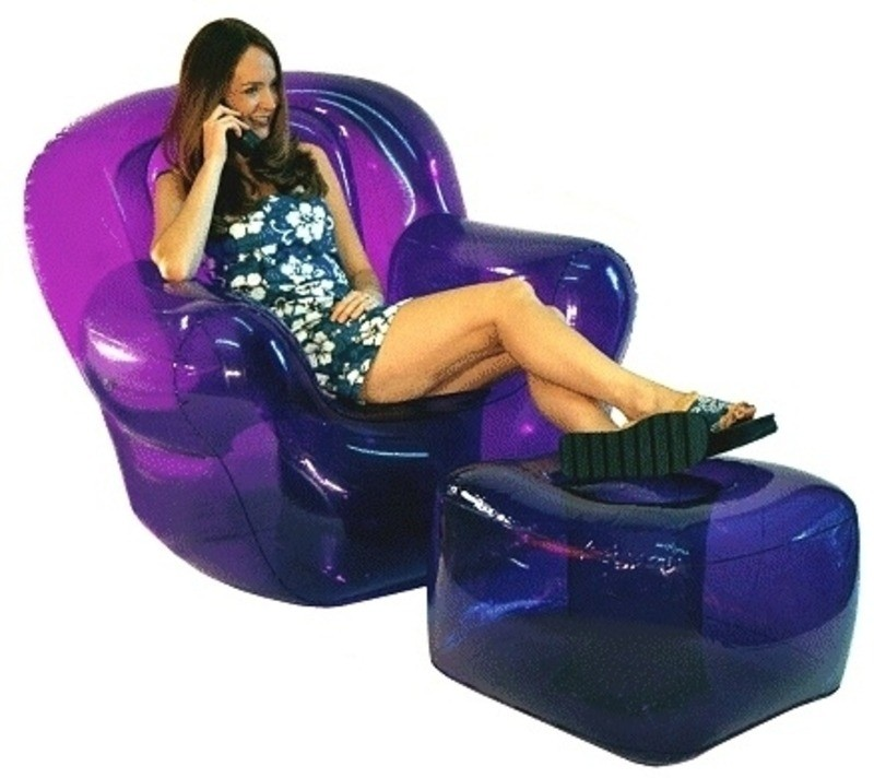 Blow Up Chair