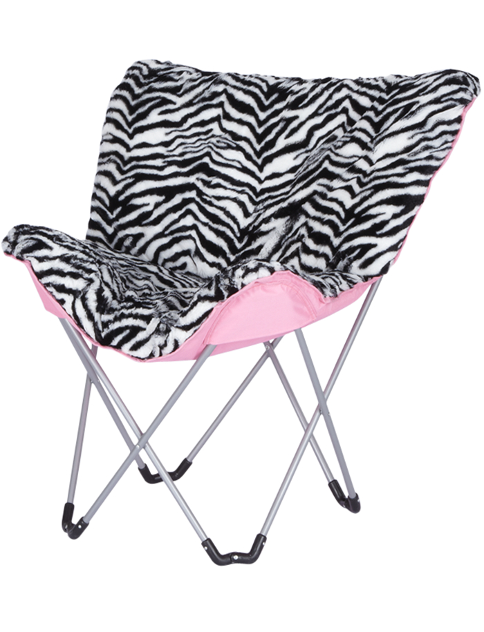 Butterfly Chairs For Teens Girls Clothing Chairs Zebra Print Butterfly