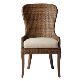 California dreaming renata side chair in porcini