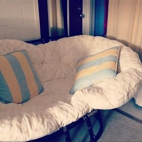 Chair futon bed