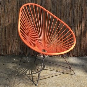 Childrens egg chair