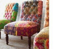 Fabric chairs 1