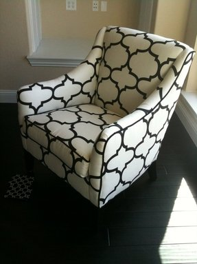 Fabric chairs 10