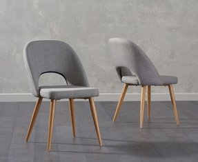 Fabric chairs 11