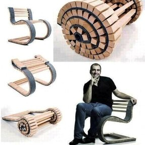 Foldable chairs 18