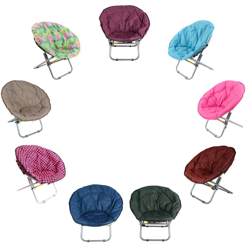 Bon Folding Saucer Chair