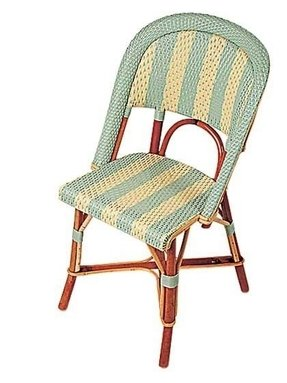 French bistro chairs 20