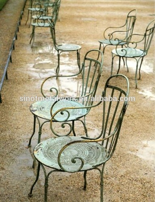 French Cafe Chairs