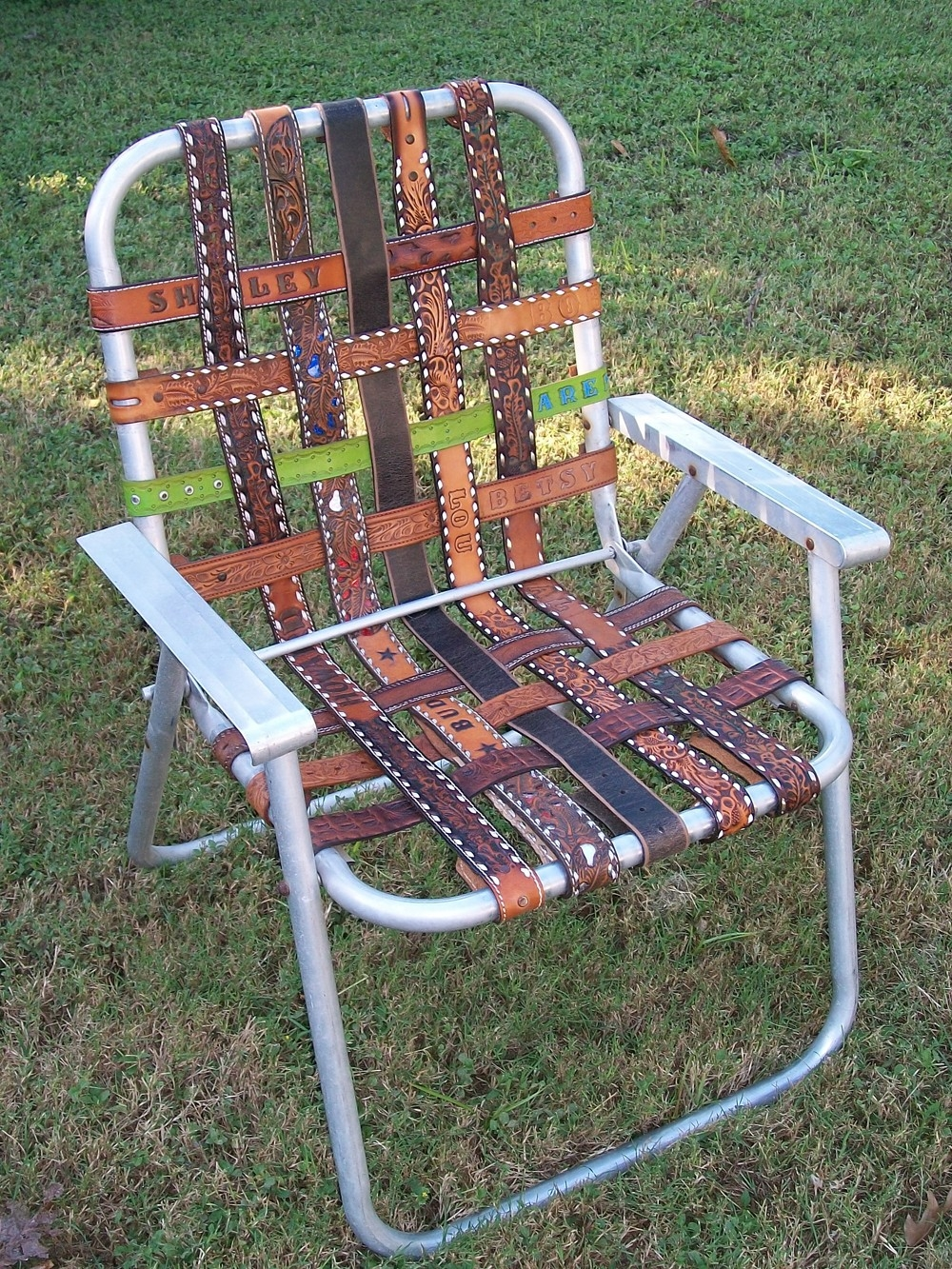 Heavy Duty Lawn Chairs. Folding ...