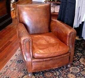 Superb Leather Club Chairs Ideas On Foter Ncnpc Chair Design For Home Ncnpcorg