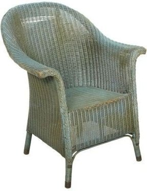 Lloyd loom chair 4