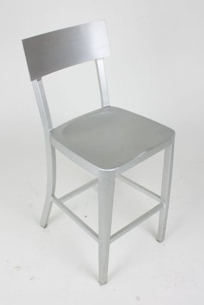Aluminum Brushed Bar Stools Foter