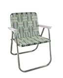 Picnic Chair Classic Aluminum Folding Lawn Chairs