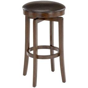 Solid Wood 29 Bar Stool Oak H X 15 75