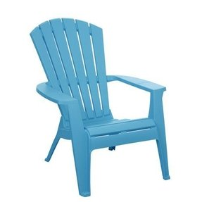 Stackable resin adirondack chairs