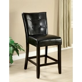 Walmart hokku designs tempo leatherette parson counter height chair in