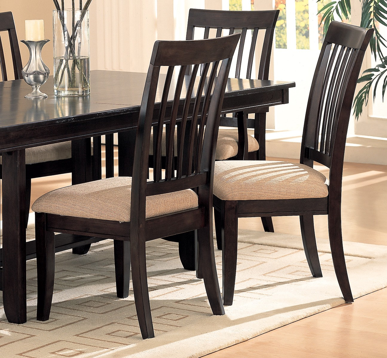 Wooden Dining Chairs 7