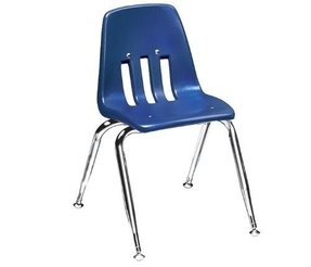 "14"" Stack Chair by Virco"