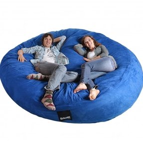 Wondrous Jumbo Bean Bags Ideas On Foter Gmtry Best Dining Table And Chair Ideas Images Gmtryco