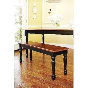 Surprising Dining Table Benches With Backs Ideas On Foter Theyellowbook Wood Chair Design Ideas Theyellowbookinfo