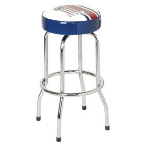 Swell Harley Davidson Bar Stools Ideas On Foter Squirreltailoven Fun Painted Chair Ideas Images Squirreltailovenorg