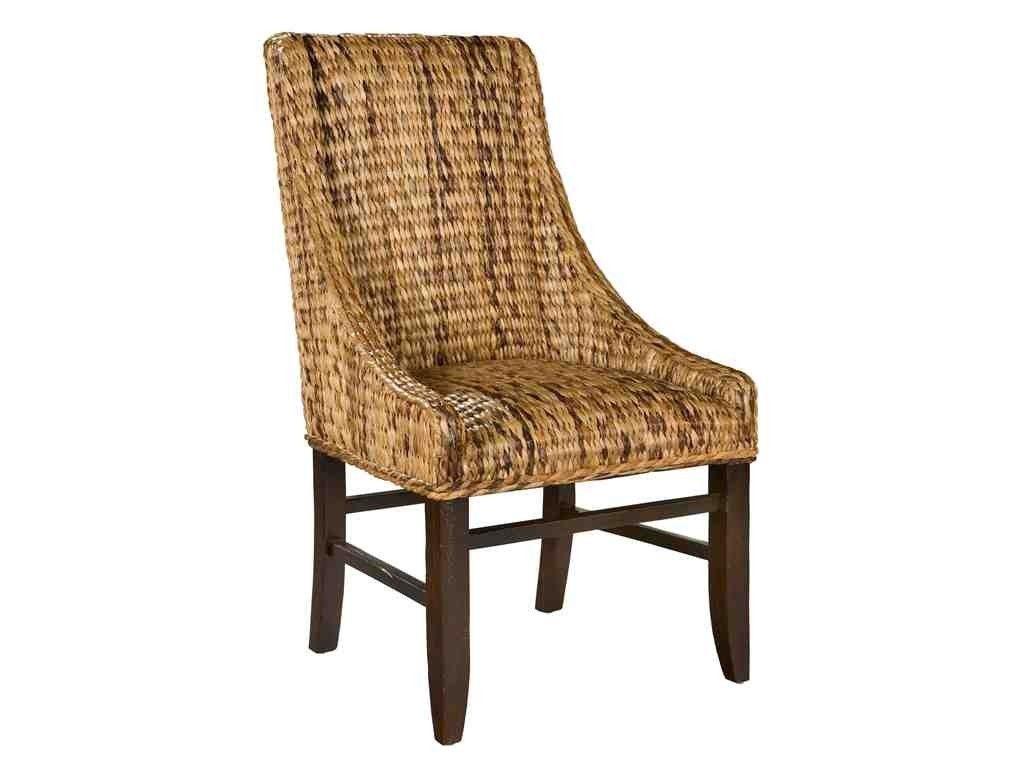 Genial Hekman 1 3026 Ponderosa Banana Leaf Chair