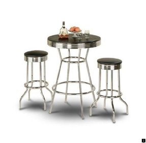 Tall Bistro Table Set - Foter