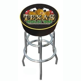 NHL St. Louis Blues Padded Bar Stool