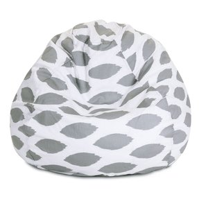 Storm Gray Alli Small Bean Bag