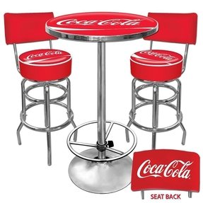 Chrome Coca Cola Bar Stools Foter