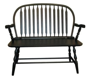Fabulous Windsor Benches Ideas On Foter Theyellowbook Wood Chair Design Ideas Theyellowbookinfo