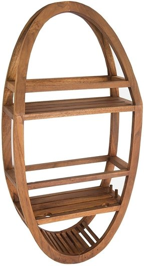 Teak Shower Organizer - From the Spa Collection
