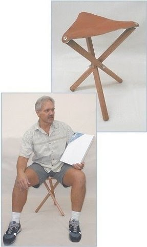 Three Legged Stool Foter