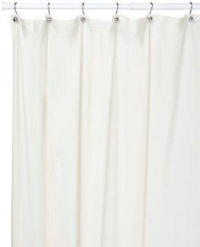 Carnation Home Fashions 72 Long By 108 Inch Wide Extra Wide Vinyl Shower  Curtain,