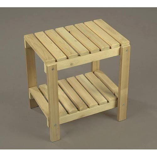 Cedar End Tables   Foter