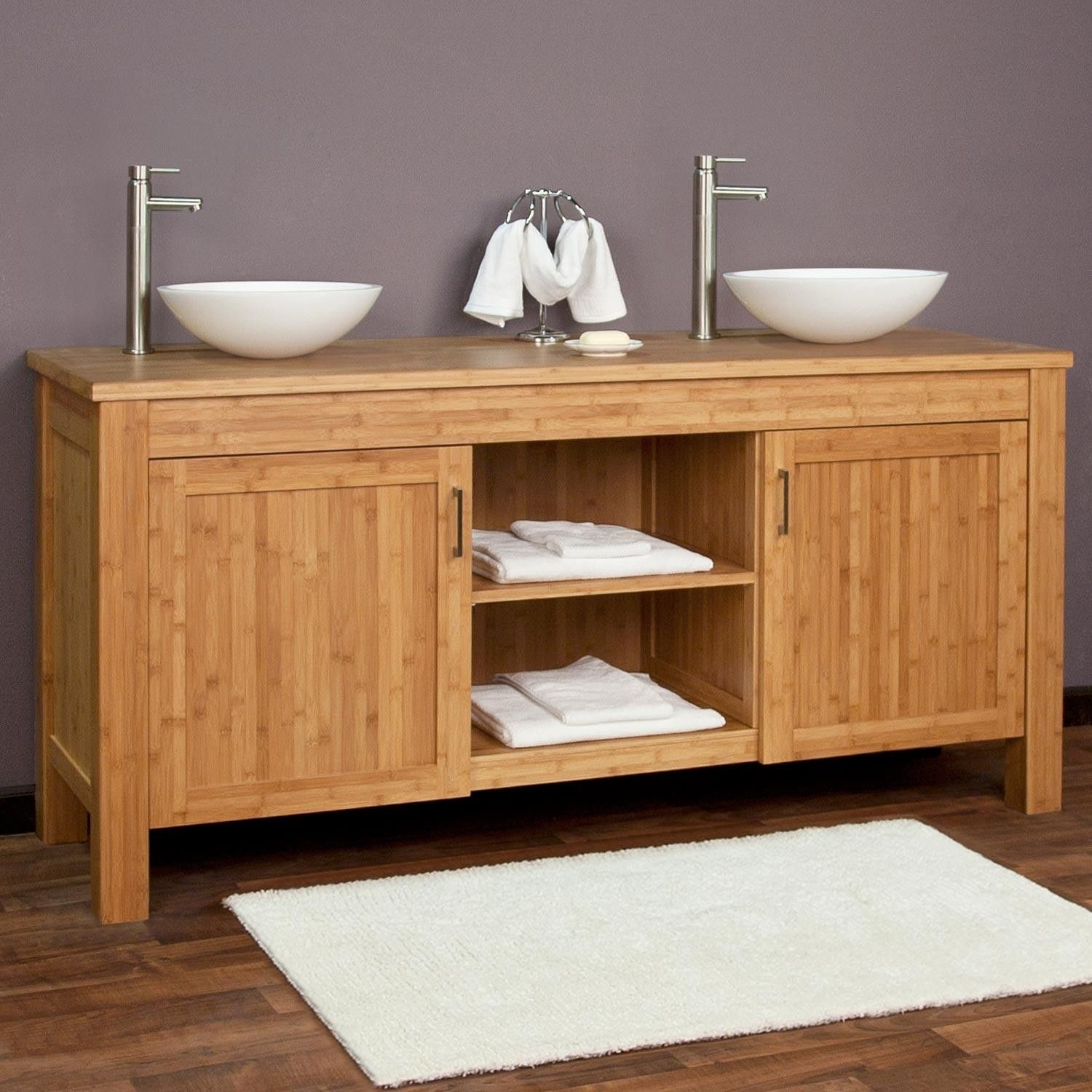 Bamboo Cabinets   Foter