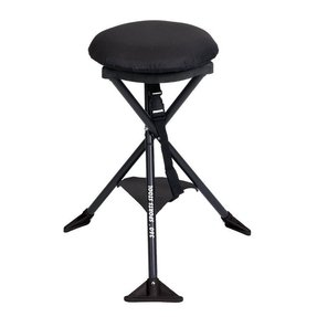 GCI Outdoor 360 Sports Stool, Black