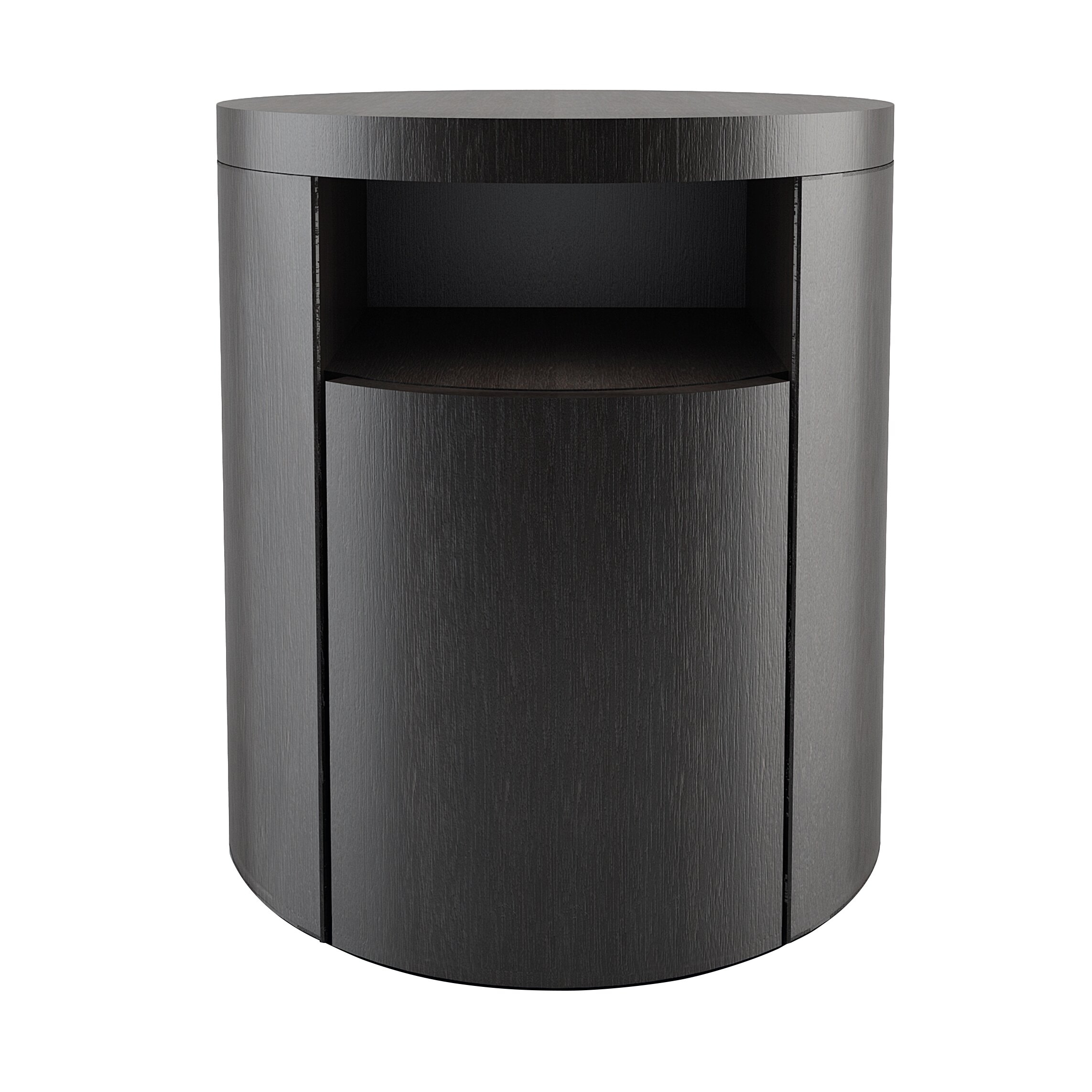 Elegant Modloft Mulberry Nightstand, Set Of 2