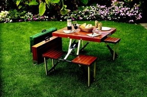 Patio Picnic Tables - Foter