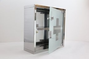 Wincere Stainless Steel Wall Mount Medicine Cabinet S1206
