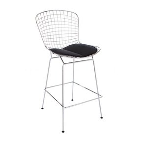 Brilliant Wire Bar Stools Ideas On Foter Beatyapartments Chair Design Images Beatyapartmentscom