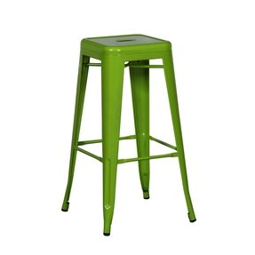 Beautiful Lime Green Bar Stool
