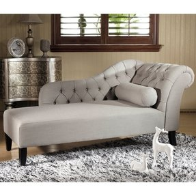 Gray Chaise Lounge Foter