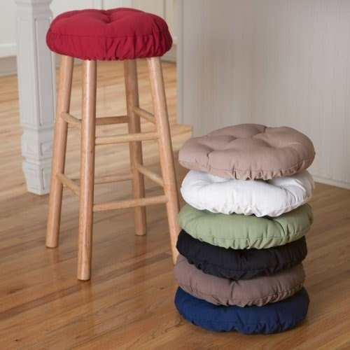 Superbe Deauville 13 X 13 Backless Bar Stool Seat Cushion