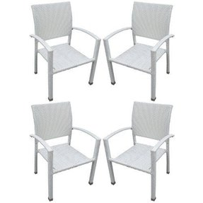 Stackable Wicker Chairs Foter