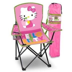 Licensed Child Armchair - Hello Kitty-Sanrio