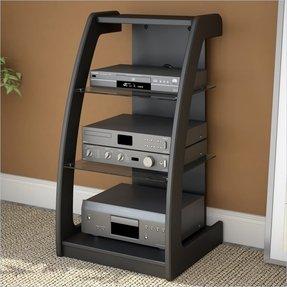 Audio-Video Shelving - Foter on tier lights, tier shelf, tier basket, tier deck,