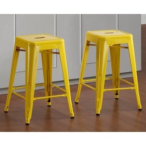 Fantastic Yellow Bar Stools Ideas On Foter Andrewgaddart Wooden Chair Designs For Living Room Andrewgaddartcom